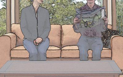 Zweverig gesprek